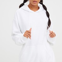 White Ultimate Oversized Hoodie