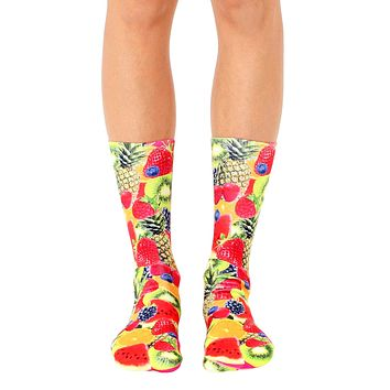 Fruit Crew Socks