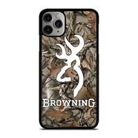 CAMO BROWNING iPhone Case Cover