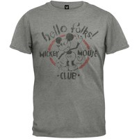 Mickey Mouse - Club Soft T-Shirt