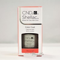 CND Shellac Gel Polish Mercurial 0.25 oz