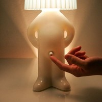 Mr. P One Man Shy Lamp