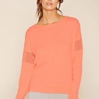 Active Mesh-Paneled Top