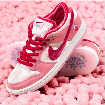 Nike SB Dunk Low Pro QS low-top classic all-match casual sports shoes sneakers