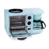 Elite by Maxi-Matic Americana by Elite 3-in-1 Mini Breakfast Shoppe