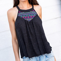 Moroccan Nights Halter Neck Top