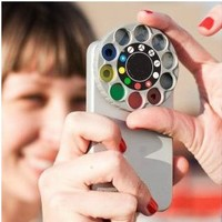 Special Lens&Filter Turret Case for iPhone