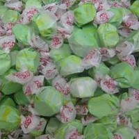 Golden Pear Salt Water Taffy 1/2 lb