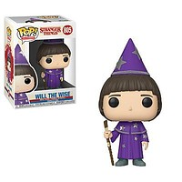 Will the Wise Funko Pop! Television Stranger Things