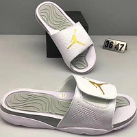 Jordan Woman Fashion Casual Sandals  Slipper Shoes