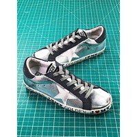 Ggdb Golden Goose Uomo Donna Grey Sneakers Shoes