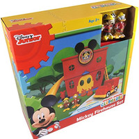 Disney Junior Mickey Mouse Clubhouse Mickey Firehouse Set