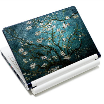 Cherry tree 7'' 8'' 9'' 10'' 10.1'' Laptop Skins Netbook Sticker Tablet Cover Decal Protectors for LENOVO HP DELL ACER NEK10-19