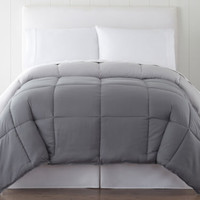 jcpenney | JCPenney Home™ Classic Light-Warmth Down-Alternative Reversible Comforter