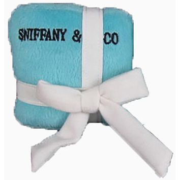 Sniffany Gift Box Dog Toy