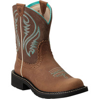 10014080 Ariat Women's Fatbaby Heritage Western from Bootbay, Internet's Best Selection of Work, Outdoor, Western Boots and Shoes.