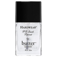 butter LONDON Hardwear™ P.D. Quick Topcoat (0.6 oz Hardwear™ P.D. Quick Topcoat)