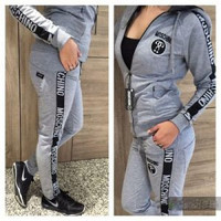 Women's Moschino 2 piece track suit