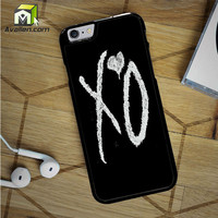 The Weeknds Xo iPhone 6S Case by Avallen