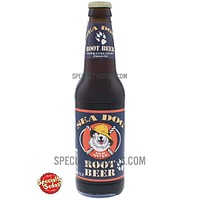 Sea Dog Old Style Root Beer 12oz Glass Bottle