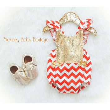 The Pumkin Patch Romper