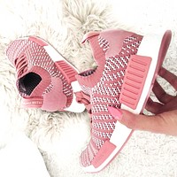 ADIDAS NMD R1 tide brand female models casual casual running shoes