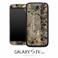 Camo Skin for the Galaxy S4