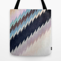 mirror Tote Bag by spinL