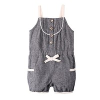 Baby Girl Summer Clothes born Kids Infant Jumpsuit Cotton Harness Toddler Outfit Baby Girl Romper