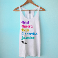 Disney Princess Tank