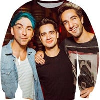 Alex, Brendon, and Jack