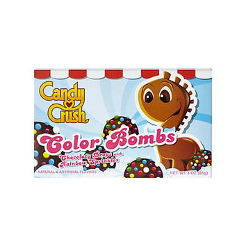 Candy Crush color bomb candy - novelty - gifts - women