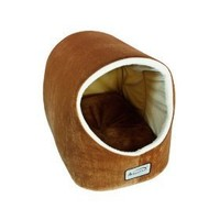 Armarkat Cat Bed, 18-Inch Long, Brown $23.99