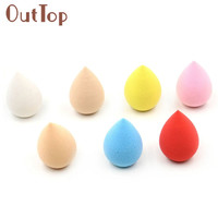 Water Drop Makeup Foundation Blender Blending Puff Flawless Powder Smooth Beauty Cosmetic Puff