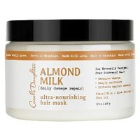 Carol's Daughter® Almond Milk Daily Damage Repair Ultra-Nourishing Hair Mask - 12.0 oz : Target