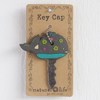 Whale  Key  Cap  From  Natural  Life