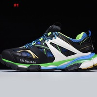 Balenciaga Home Paris 3.0 Luxury Brand Designer Shoes Dad Shoes Luxury Designer Men's Sneakers Luxury Brand Shoes With Box