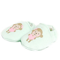 Walmart: Child of Mine by Carters Newborn Baby Girl Monkey Zoomer