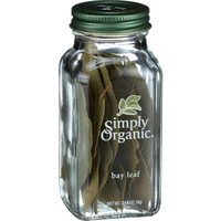 Simply Organic Bay Leaf - Organic - .14 oz