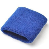 GOGO Terry Cloth Wristband, Wrist Sweatband, Various Colors (Price for PIECE)