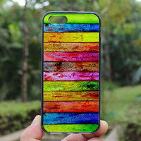 Colorful case,wood texture,iphone 5s case,iphone 4 case,iPhone4s case, iphone 5 case,iphone 5c case,Gift,Personalized,water proof