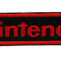 Nintendo Classic Patch Iron on Applique Alternative Clothing NES Gamer