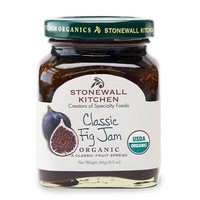 Organic Fig Jam by Stonewall Kitchen 8.5 oz (241g)