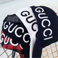 Gucci loved cap alphabet hat