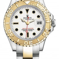 Rolex - Yacht-Master Lady Steel and Gold Two Tone