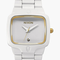 Nixon Player Watch White Combo One Size For Men 26048816701