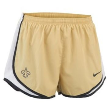 Academy - Nike Women's New Orleans Saints Tempo Short