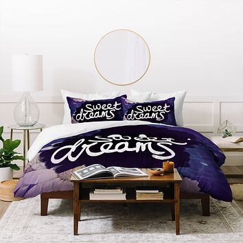 Leah Flores Sweet Dreams 1 Duvet Cover
