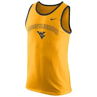 Nike West Virginia Mountaineers Arch Tank