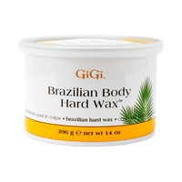 GiGi Hair Removal Brazilian Body Hard Wax 14 oz